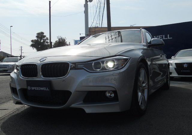 2013年式 BMW 3シーリズツーリング納車!