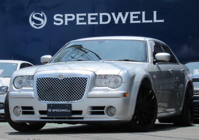 2007年式 クライスラー 300C SRT8入庫情報!