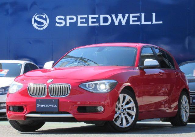 2012年式 BMW 1シリーズ入庫情報!