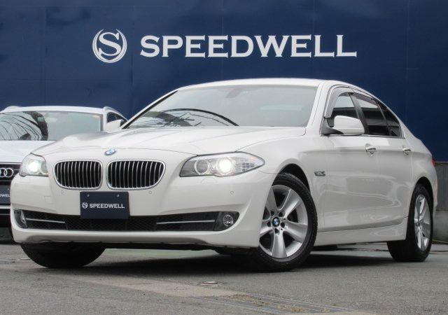 2013年式 BMW 5シリーズ入庫情報!