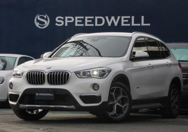 2016年式 BMW X1入庫情報!