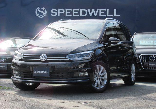 VW トゥーラン ドライブレコーダー取り付け&ボディーコーティング施工