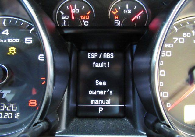 AUDI TT 8J スピードセンサー交換