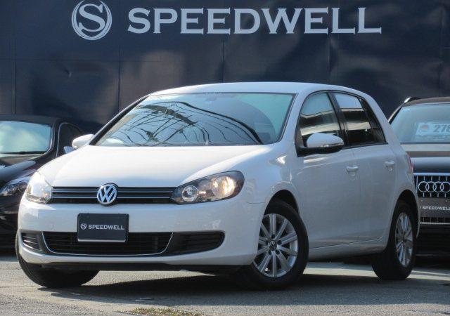 2012年式 VW ゴルフ 納車情報!