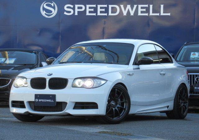2008年式 BMW 1シリーズ 納車情報!