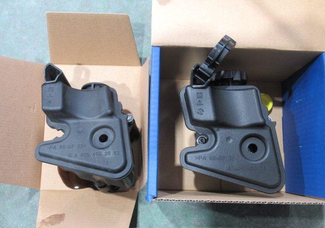 メルセデス・ベンツ GL(X164)オイル漏れ修理