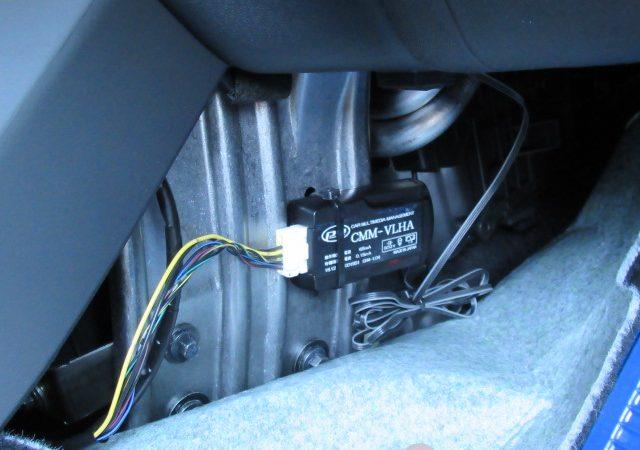 ボルボ V40 TVキャンセラー 2カメラタイプドライブレコーダー取り付け