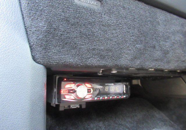 メルセデス・ベンツ Gクラス(W463) レーダー TVキャンセラー CDデッキ取り付け