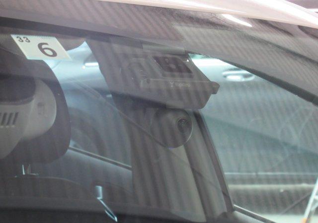 アウディ A1(8X) 720°全方位ドライブレコーダー取り付け