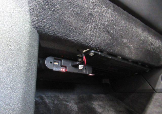 メルセデス・ベンツ Gクラス(W463) 2カメラタイプドライブレコーダー マルチバッテリー TVキャンセラー取り付け