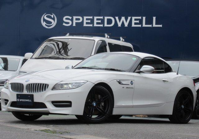 2016年式 BMW Z4 納車情報!