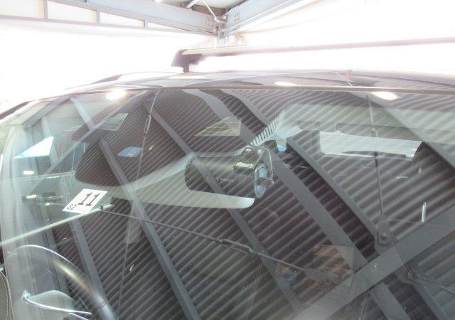 メルセデス・ベンツ Mクラス(W166) ドライブレコーダー取り付け