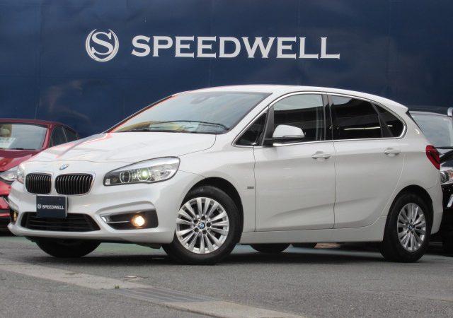 2016年式 BMW 2シリーズアクティブツアラー 納車情報!