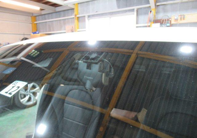 メルセデス・ベンツ Cクラス(W205) 全周囲360度ドライブレコーダー取り付け