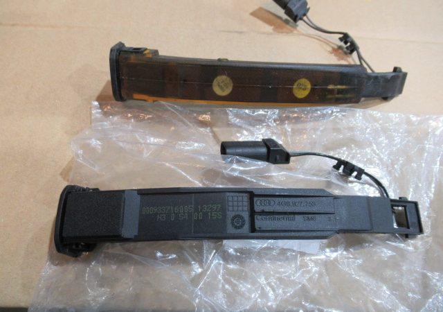 アウディ Q5(8R) ドアタッチセンサー交換
