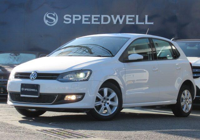 2013年式 VW ポロ 納車情報!