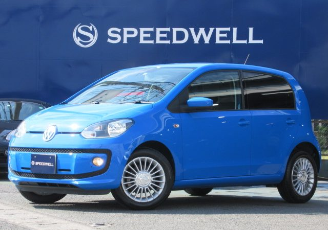 2014年式 VW up! 納車情報!