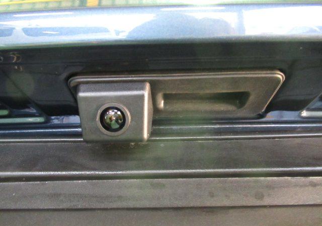 アウディ A1 バックカメラ取付 エシュロン NANO-FIL コーティング
