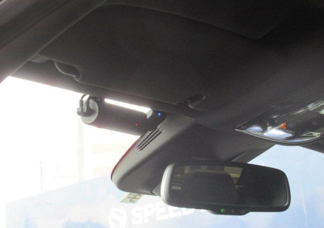 アルファロメオ ジュリア 前後2カメラタイプドライブレコーダー取り付け