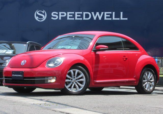 2012年式 VW ザ・ビートル 入庫情報!