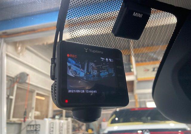 BMW MINI(F56) 全周囲カメラ+リアタイプドライブレコーダー取り付け