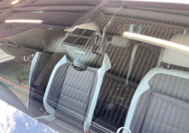 VW T-ROC 360度全周囲カメラ+リアカメラ 2カメラタイプドライブレコーダー取り付け